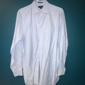 Lands end no iron Oxford dress shirt!
